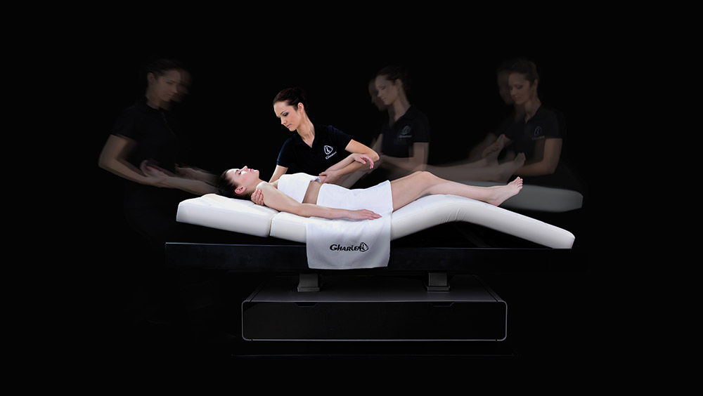Gharieni Wellmassage4D wellness concept