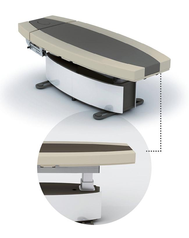 Gharieni spa table MLX Limber